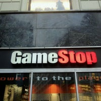 Photo taken at GameStop by Jahide on 12/27/2011