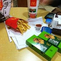 Photo taken at McDonald's by Alexia G. on 10/17/2011