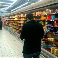 Photo taken at Carrefour Toulon Grand Var by Kevin R. on 11/8/2011