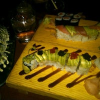 Photo taken at Sushi Wabi by leeleechicago on 12/7/2011