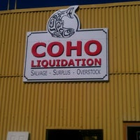 Photo taken at COHO Liquidation by Tom M. on 9/30/2011