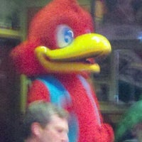 Photo taken at Red Robin Gourmet Burgers by Timothy T. on 11/1/2011