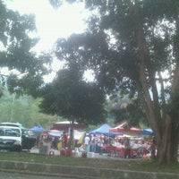 Photo taken at Bazar Ramadhan Tmn Tasek,Ampang by Deadgoat A. on 8/28/2011