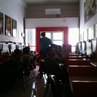 Photo taken at PT Grahamedia Informasi Semarang by Angela M. on 9/5/2011