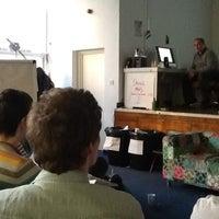 Photo taken at School of Communication Arts - Studio by Rod B. on 12/7/2011
