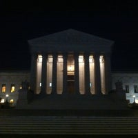 Photo taken at Supreme Court of the United States by Graham F. on 10/18/2011
