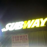 Photo taken at SUBWAY by Leland J. on 12/9/2011