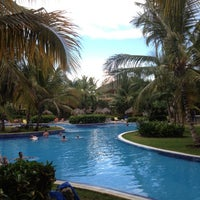 Photo taken at Dreams Punta Cana Resort and Spa by Michael J. on 7/13/2012