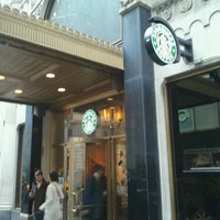 Photo taken at Starbucks by Wesley M. on 5/23/2011
