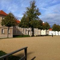 Photo taken at Schloss Rheinsberg by Schiedi on 10/6/2011