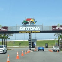 Photo taken at Daytona International Speedway by Elizabeth T. on 5/26/2012