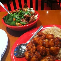 Photo taken at Pei Wei by H S. on 5/22/2012
