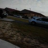 Photo taken at Red Oak Middle School by Julia F. on 4/13/2012
