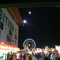 Photo taken at Champlain Valley Exposition by Cornell W. on 9/2/2012