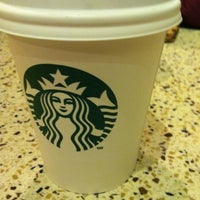 Photo taken at Starbucks by Ava on 2/11/2012