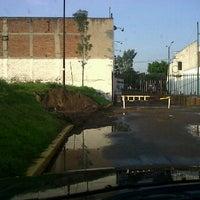 Photo taken at Estacionamiento ESCOM by Bruno V. on 7/28/2012
