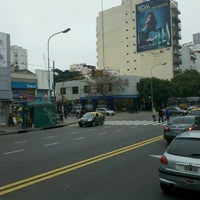 Photo taken at Av. Cabildo y Av. Congreso by Yustik G. on 8/16/2012