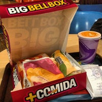 Photo taken at Taco Bell by Donovan R. on 4/12/2012