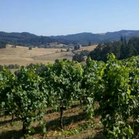Photo taken at Sweet Cheeks Winery by David C. on 8/24/2012