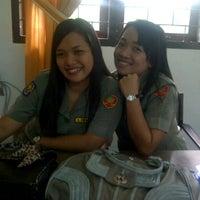 Photo taken at SMK Negeri 5 Manado by Marsilia B. on 3/19/2012