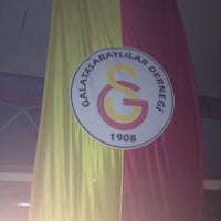 Photo taken at Galatasaray Cemiyet by MURAT S. on 5/12/2012