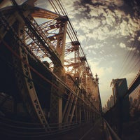 Photo taken at Ed Koch Queensboro Bridge by Sameer on 7/7/2012