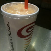 Photo taken at Jamba Juice Canoga Ave. by Tricia Mae on 7/27/2012
