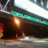 Photo taken at Damansara Utama Walk Bridge by kaka c. on 6/3/2012