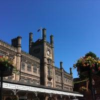 Photo taken at Shrewsbury Railway Station (SHR) by Tim W. on 8/5/2012