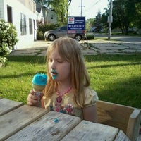 Photo taken at Hansen's Dairy and Deli by Erin P. on 5/18/2012