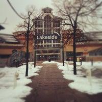 Photo taken at intu Lakeside by Garrett B. on 2/6/2012