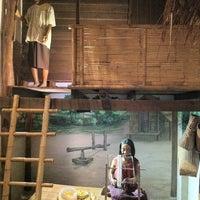 Photo taken at Suphan Buri National Museum by Pondia P. on 8/29/2012