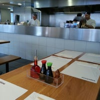 Photo taken at wagamama by Vincent R. on 6/23/2012