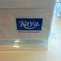 Photo taken at Kaya by Nath S. on 6/22/2012