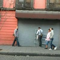 Photo taken at Av. Venustiano Carranza by Arthur C. on 6/6/2012