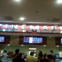 Photo taken at Cinemark San Pedro by CESAR AUGUSTO P. on 9/13/2012
