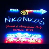 Photo taken at Niko Niko's by Jason F. on 4/1/2012