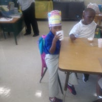 Photo taken at T.J. Harris Lower Elementary by Kimberly B. on 8/20/2012