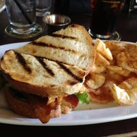 Photo taken at de Vere's Irish Pub by Kathryn K. on 3/21/2012
