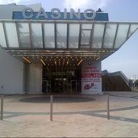 Photo taken at Croisette Casino by Manuel Z. on 7/27/2012