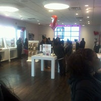 Photo taken at T-mobile 9727 by Cidael M. on 2/11/2012