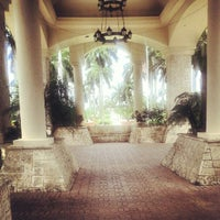 Photo taken at Doral Park Golf & Country Club by Eric C. on 7/23/2012