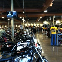 Photo taken at Harley-Davidson by VisitErie on 7/10/2012