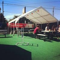 Photo taken at Waterwheel Lounge by Lance M. on 8/25/2012
