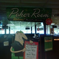 Photo taken at Southland Park Gaming & Racing by Jeff C. on 4/27/2012