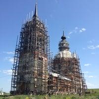 Photo taken at Храм Богородицы by Сергей👨 on 5/25/2012