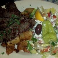 Photo taken at Falafel Bar by Billy B. on 5/2/2012