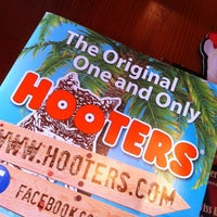 Photo taken at Hooters by Jordan R. on 8/12/2012