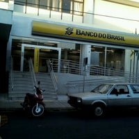 Photo taken at Banco do Brasil by Bruno R. on 9/8/2012