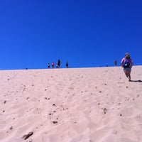 Photo taken at Dune Climb - Sleeping Bear Dunes by Carol T. on 6/25/2012